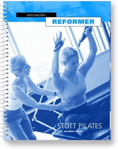 STOTT PILATES Manual Brand Cheap Sale Venue - Intermedio Over item handling ☆ Intermediate Reformer