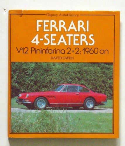 1983 Ferrari (Ferrari 4 Seaters V12 Pininfarina 2+2 1960)