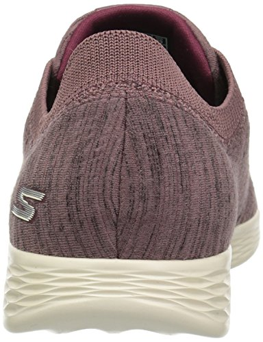 passion mauve Mve Enfiler Skechers Violet Baskets You Define Femme 0F8qEfw