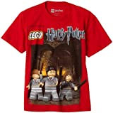 Lego Harry Potter Boys' Cave T-Shirt