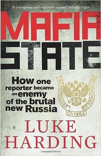 Mafia State: Luke Harding: 9780852652473: Amazon com: Books