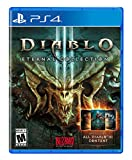 Diablo III: Eternal Collection for PlayStation 4 Signs of the end times draw powerful heroes from all over Sanctuary to rise up and defeat an evil reborn The Diablo III: Eternal Collection is an unparalleled action role-playing experience and co...