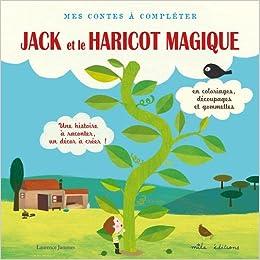Jack Et Le Haricot Magique Amazon Fr Mila Editions Livres