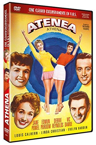 athena-vos-1954-dvd