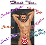 Bachelorette Party Games | Stick the Stallion on