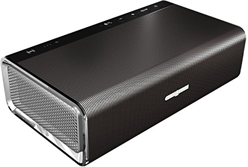 Creative Sound Blaster Roar: Portable NFC Bluetooth Wireless Speaker with aptX/AAC. 5 Drivers, Built-in (Best Tera Rechargeable Batteries)