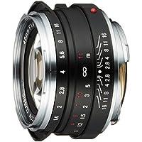 Voigtlander 40mm f/1.4 Black Nokton SC Leica M Lens