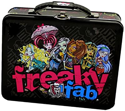Monster High Large Carry All (Graphic May Vary) | Learning Toys