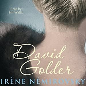 David Golder Audiobook