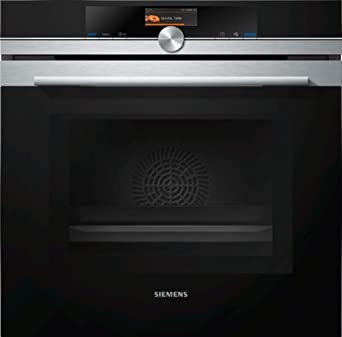 Siemens Iq700 Einbau Elektro Backofen Mit Mikrowelle Hm676g0s1