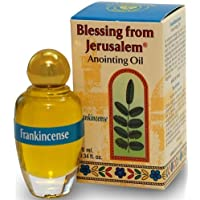 Holy Land Market Blessing from Jerusalem Anointing Oil - 10ml (.34 fl. oz.)
