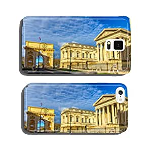 Porte de Peyrou and Courthouse in Montpellier - France cell phone cover case iPhone5