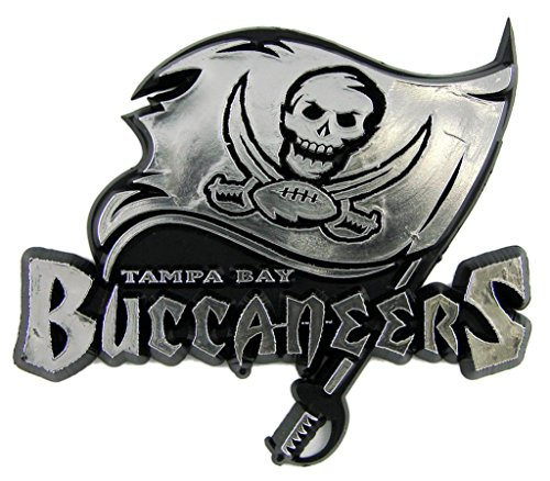NFL Tampa Bay Buccaneers Chrome Automobile - Tampa Outlet Mall