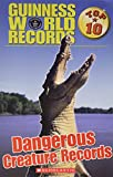 img - for Dangerous Creature Records book / textbook / text book