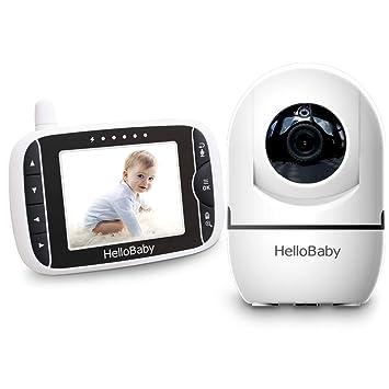 Testbericht HelloBaby Video Babyphone