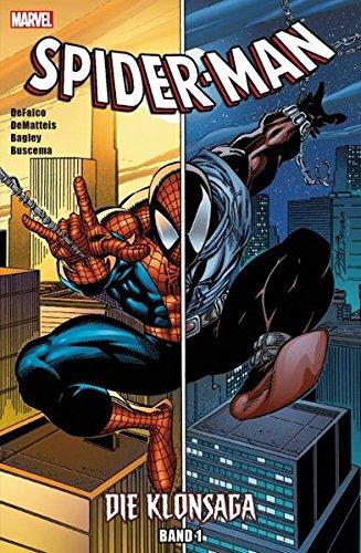 Spider-Man: Die Klonsaga: Bd. 1 Taschenbuch – 17. Februar 2014 Tom DeFalco J. M. DeMatteis Terry Kavanagh Howard Mackie