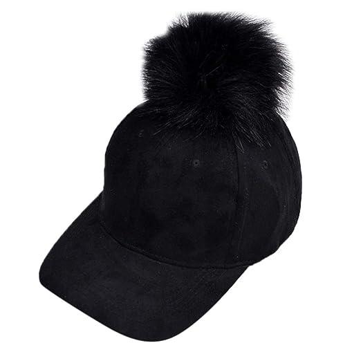 Haptian Gorra de béisbol, Mujer, para Invierno, Hip-Hop, de ...