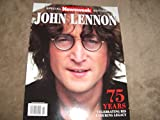 NEWSWEEK SPECIAL-JOHN LENNON 75 YEARS-CELEBRATING HIS ENDURING LEGACY