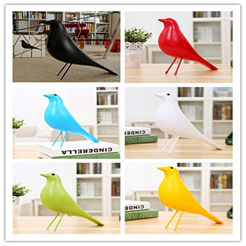 BETOES Professional for Resin Water Fountains, European Style Resin Bird Figurine Home Furnishing Decoration Craft - Angel Vases, Small Decorative Wall Hooks, Swan Figurines in Home Decor