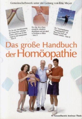 Das große Handbuch der Homöopathie