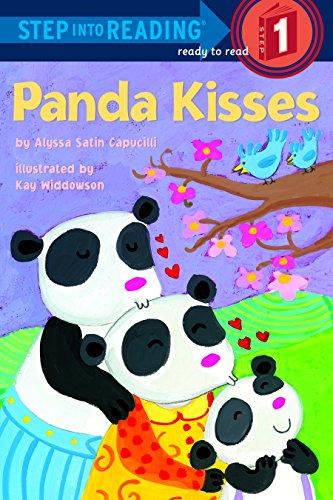 Panda Kisses (Step into Reading)
