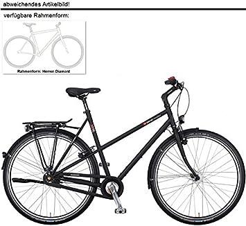 vsf T-XXL Nexus Premium FL - Bicicleta de trekking con cuadro bajo ...