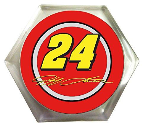 - Jeff Gordon 2-Pack Coasters