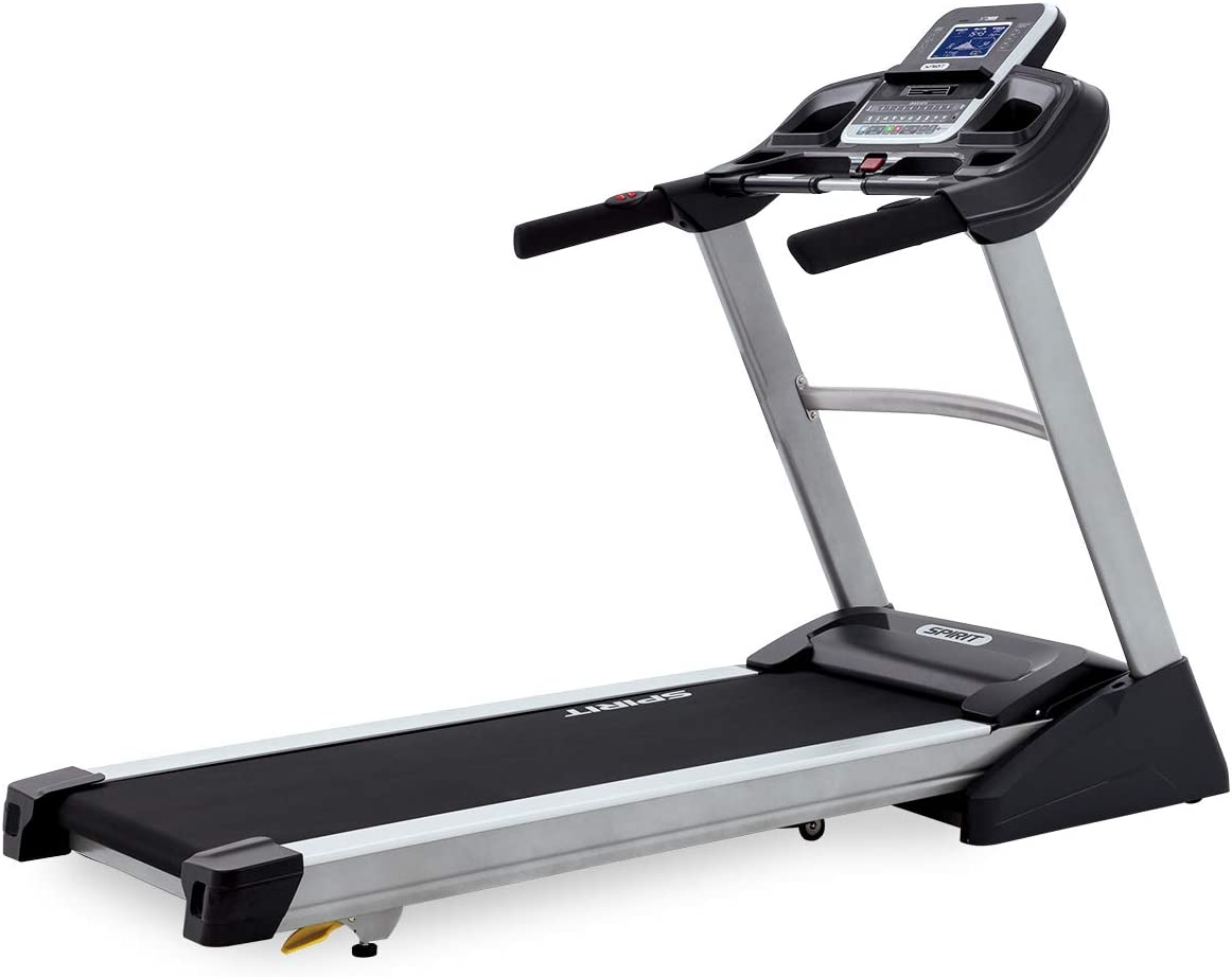 Spirit Fitness XT385 Folding Treadmill