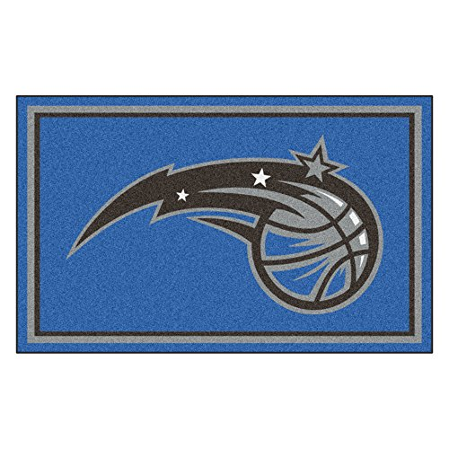 FANMATS 20439 44''x71'' Team Color NBA - Orlando Magic Rug by Fanmats