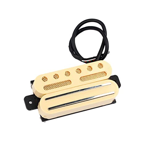 Artibetter 1 Set Guitar Humbucker Pickup Partes de guitarra Metal ...