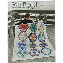 Jaybird Quilts JBQ139 Park Bench Block of the Month