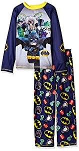 LEGO Batman Boys' 2-Pc Pajama Set, Long Sleeve with Pant at Gotham City Store