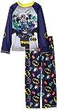 LEGO Batman Boys' 2-Pc Pajama Set, Long Sleeve With Pant