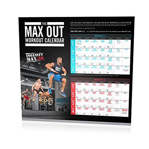 Shaun T's INSANITY MAX:30 Deluxe Kit - DVD Workout by Beachbody (Image #4)