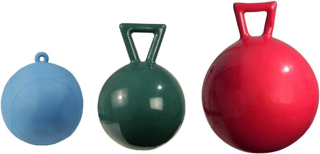 Pfiff 001171-20-1 - Pelota Hinchable para Caballos (21 cm), Color Azul