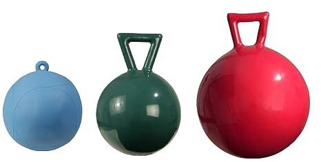 Pfiff 001171-20-1 - Pelota Hinchable para Caballos (21 cm), Color ...