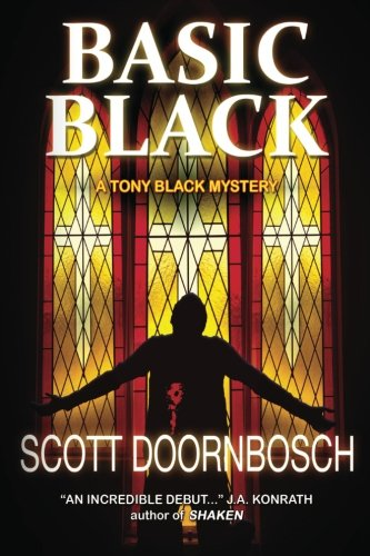 Read Online BASIC BLACK - A Tony Black Mystery PDF