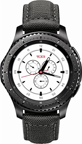 Samsung Gear S3 Frontier Tumi Special Edition Smartwatch for sale  Delivered anywhere in USA