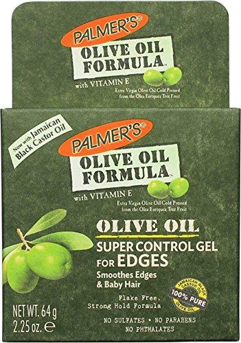 (Palmer's Olive Oil Formula Super Control Hair Gel for Edges, 2.25 oz. (Pack of 2))