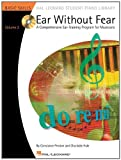 Ear Without Fear, Constance Preston and Charlotte Hale, 0634088009