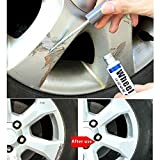 VEZARON Scratch and Swirl Remover - Ultimate Car Scratch Remover - Polish & Paint Restorer - Easily Repair Paint Scratches, Scratches, Water Spots! Repairing Touch Up Pen (Multicolor)