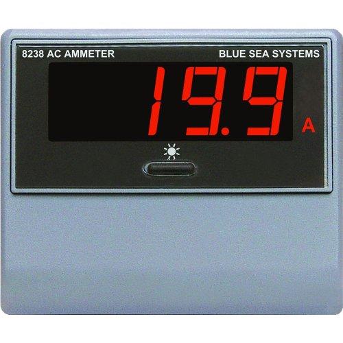 1 - Blue Sea 8238 AC Digital Ammeter by Blue Sea Systems