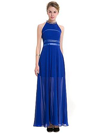 9befc59a213e KAXIDY Vestito da Sera Lungo Donna Vestito da Sera Abiti Eleganti Lunghi  Vestiti  Amazon.it  Abbigliamento