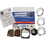 OEM Evinrude Johnson BRP Carburetor Kit 1991-2006 90/115/150/175 Looper 0438996