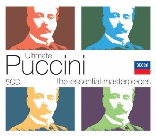 Ultimate Puccini [5 CD] (Best Opera Arias Cd)