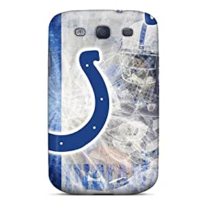 New Arrival Cover Case With Nice Design For Galaxy S3- Indianapolis Colts