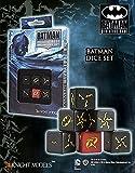 Batman Miniature Game: Batman Dice Set ACC0031 Knight Models