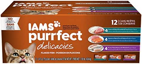 Cat Food: Iams Perfect Portion Indoor