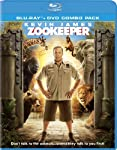 Cover Image for 'Zookeeper (Two-Disc Blu-ray/DVD Combo)'