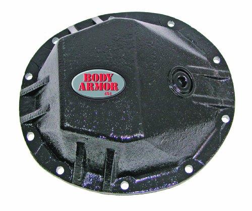 UPC 859909002185, Body Armor 4x4 83500 Black - Cast Iron Cast Differential Cover for Dana 35 Axle